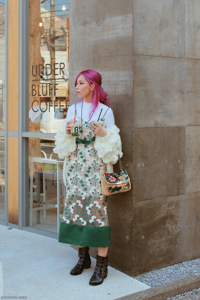 Japanese Fashion/lifestyle blogger,MizuhoK,LIFE STYLE || 2 MONTH UPDATE  [2/6] UNDER BLUFF COFFEE