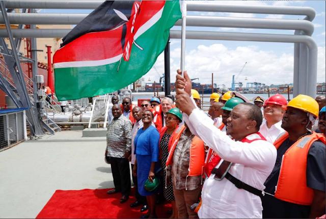 Kenya Yaanza Kuuza Mafuta Ghafi Nje Ya Nchi
