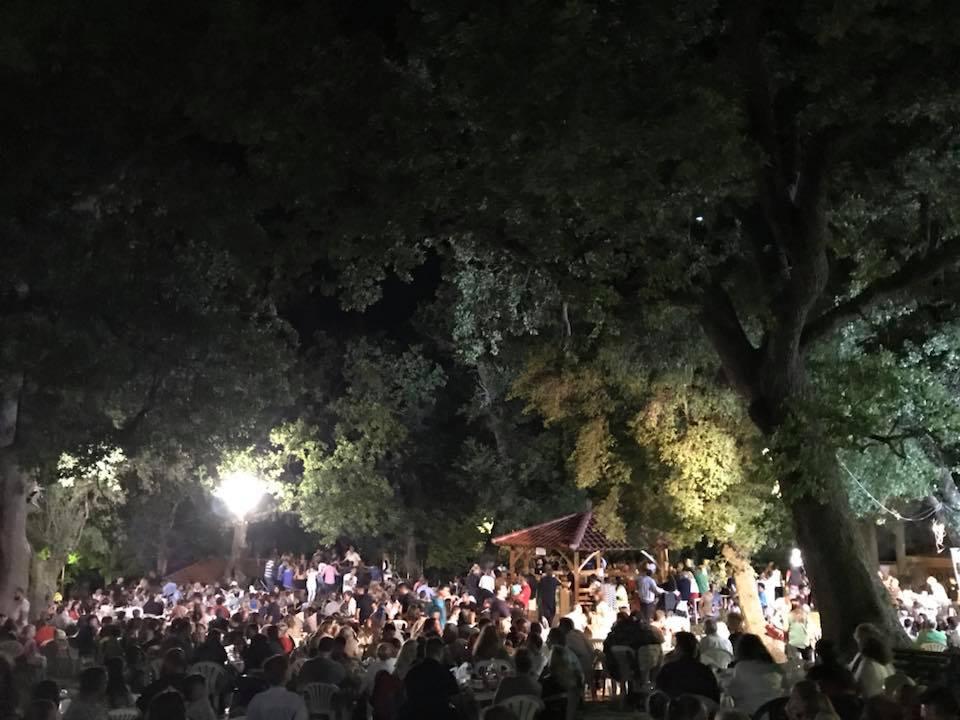 Νίκη Πολυγύρου: Ολοκληρώθηκαν χθες οι εκδηλώσεις του Τριημέρου της Παναγίας!