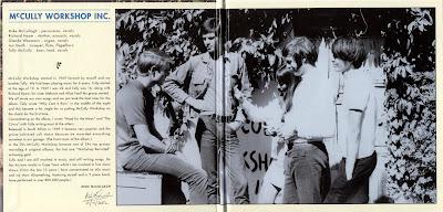 McCully Workshop Inc  - McCully Workshop Inc  (1969)
