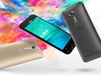 Asus Zenfone Go ZB500KL, Smartphone 4G LTE Harga Ekonomis