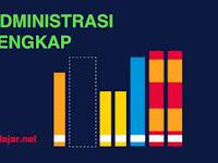 Administrasi PAUD Lengkap Sesuai Kurikulum 2013