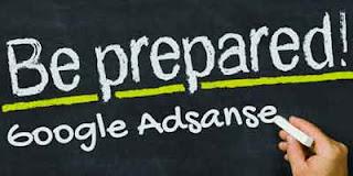 Mendaftar Google Adsanse