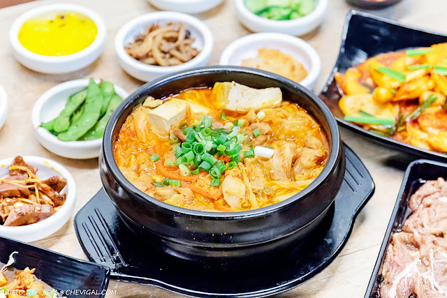 MG 1588 - 熱血採訪│台中老字號韓式料理,多達近80種韓式料理任你挑,還有50種小菜讓你吃到飽!