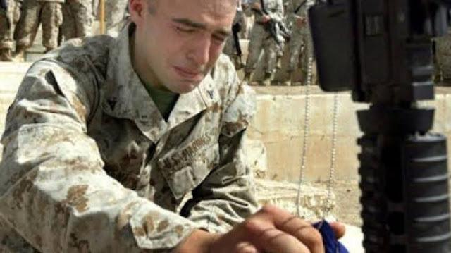 114 Tentara Amerika Nekat Bunuh Diri Akibat Stress COVID-19