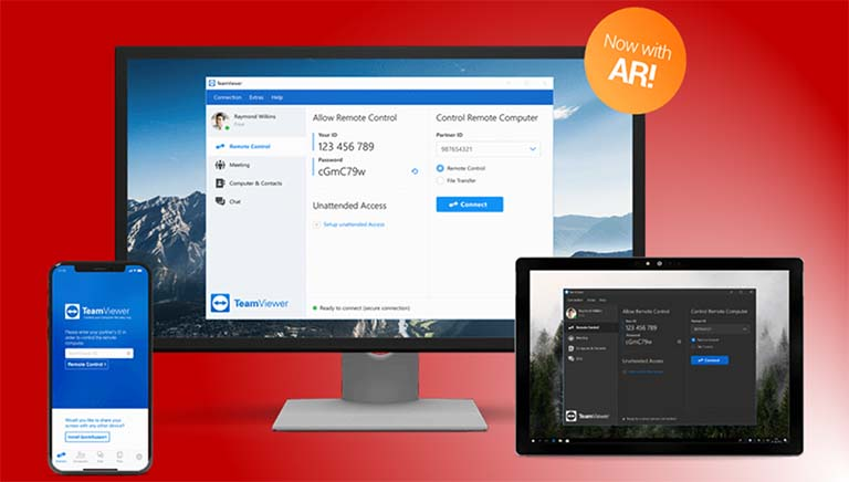 Download TeamViewer 15 Terbaru Untuk Windows 10