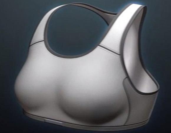 Sutiã detecta câncer de mama