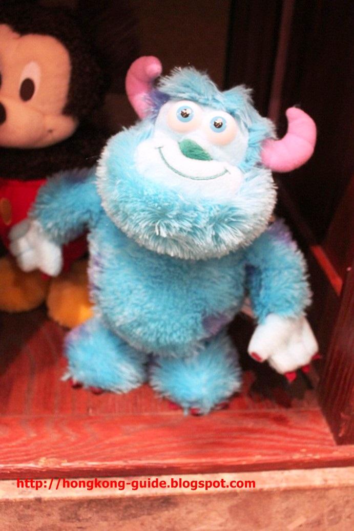Disneyland Hk Souvenir Shop