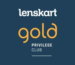 Free 1 Year Lenskart Gold Membership
