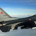 Συνεχίζει τις προκλήσεις η Άγκυρα: Νέες παραβιάσεις από τουρκικά μαχητικά στο Αιγαίο