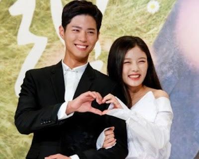 Park Bo Gum dan Kim Yoo Jung
