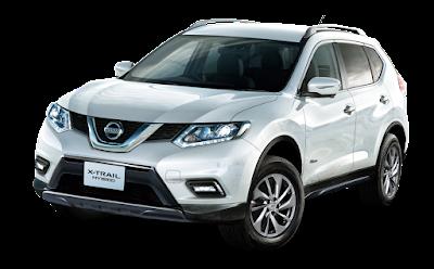 Review Nissan X - Trail Hybrid