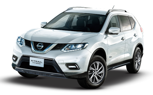 Review Nissan X - Trail Hybrid