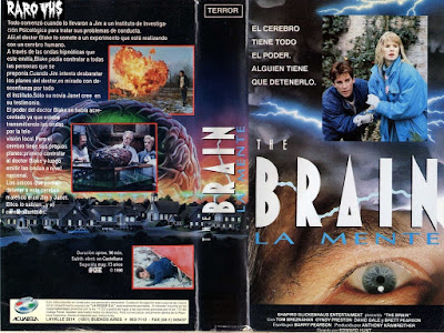 The Brain (1988, USA-Canada) de Ed Hunt