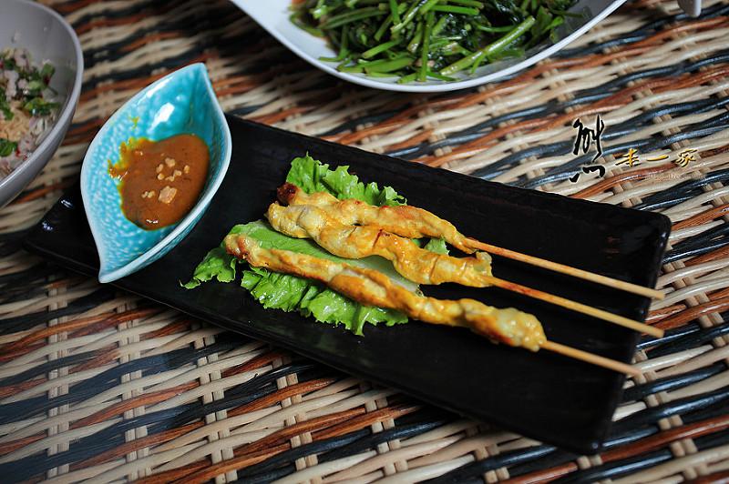 台北士林泰式料理餐廳|FB食尚曼谷bistro & lounge