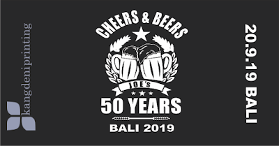 Cheers & Beer 50th Birthday