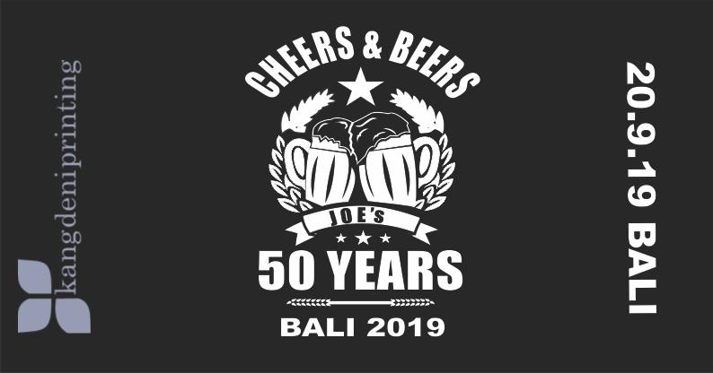 cheer 50 years stubby holders