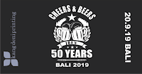 cheer 50 years stubby holders