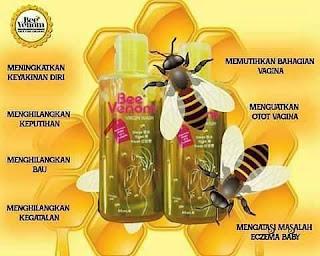 BEE VENOM VIRGIN WASH