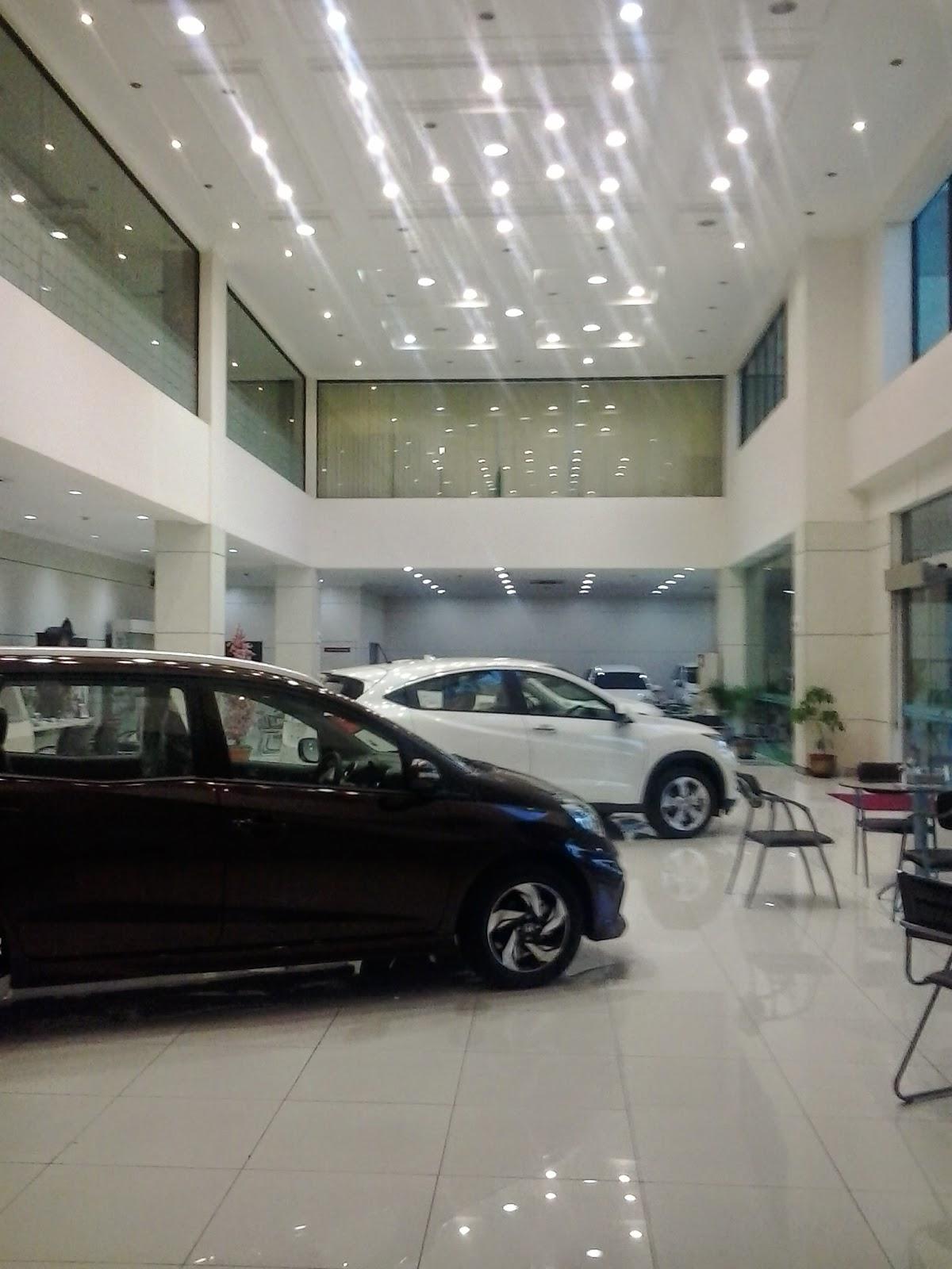 Honda Bekasi Rawalumbu Pengasinan