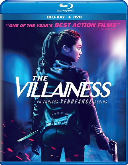 The Villainess (La Villana) (2017) m1080p BDRip 13GB mkv Dual Audio DTS-X 7.1 ch