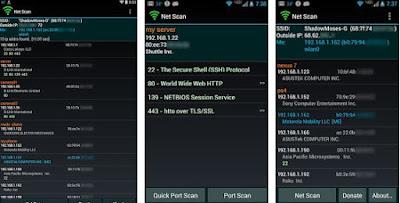 3 تطبيقات معرفة المتصلين بشبكتك ومن يسرقون الويفي بدون روت للاندرويد