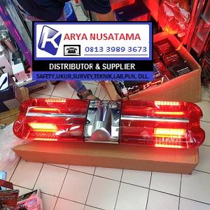 Jual Lampu Patwal LED Merah Strobo di Tegal
