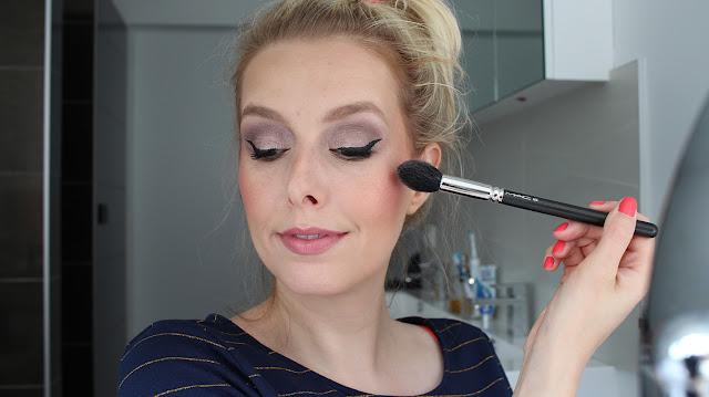 Makeup look a tot z