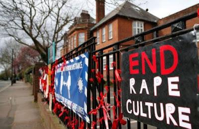"""British schools: tackling """"rape culture"""""""
