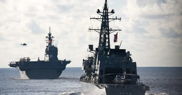 Top Ten Most Powerful Navy In The World 2020