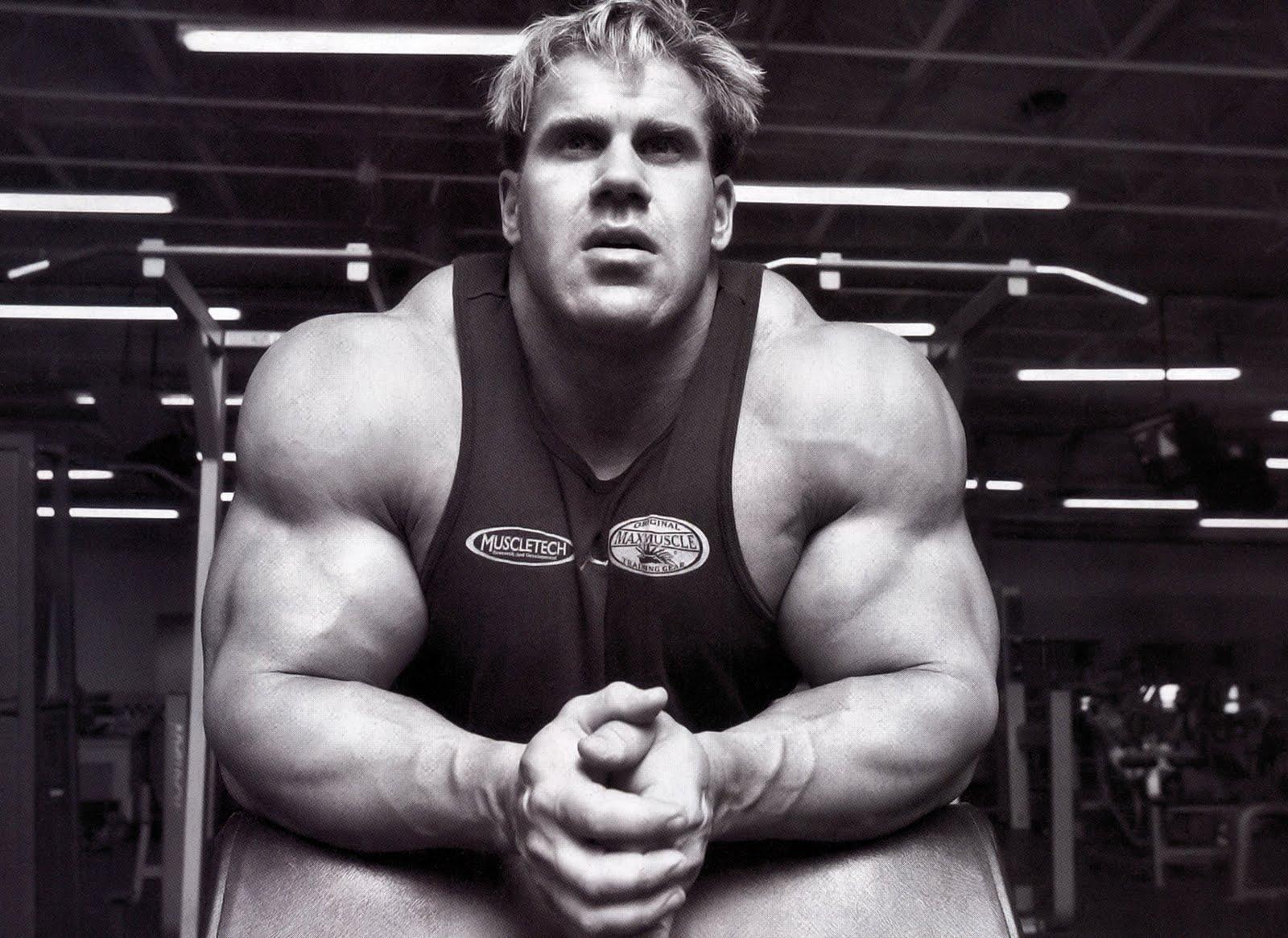 Best Celebrity: Jay Cutler Body Builder
