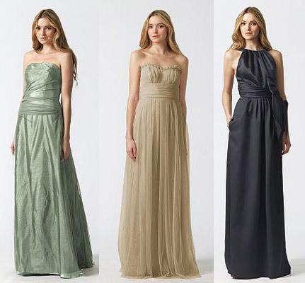 Vera Wang Bridesmaid Dresses/Gown | bridal and wedding ...