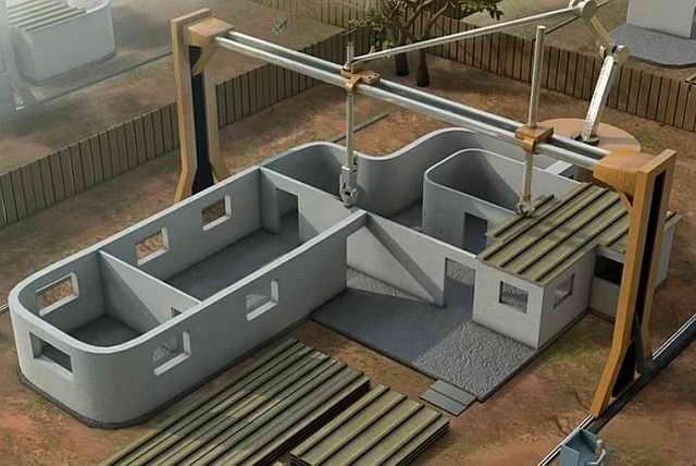 3D- друк житлового дому