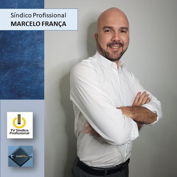 Síndico Profissional para o seu condomínio: Conheça o Síndico Profissional Marcelo França