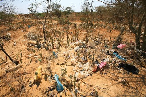 https://www.notasrosas.com/En La Alta Guajira se yergue  'El Reino del Plástico'