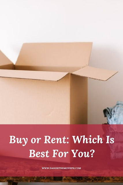 The pros and cons of buying and renting a home