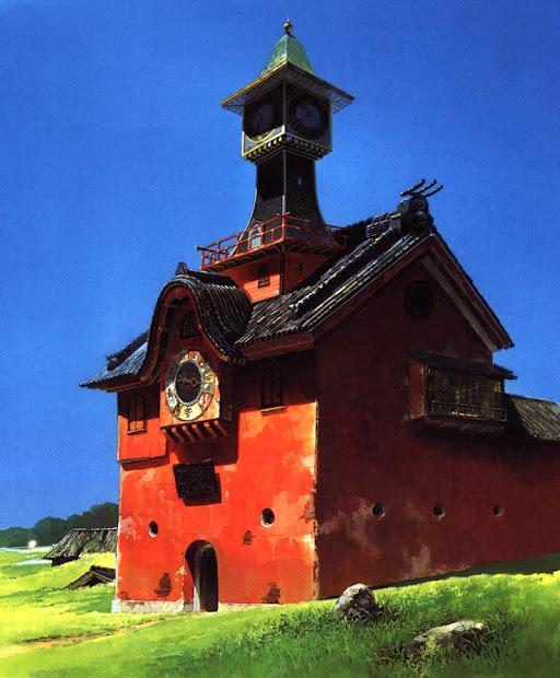 Flooby Nooby Art Of Studio Ghibli - Part 6