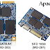 Apacer launches SFD 18S6 and mSATA A1 ultra slim SSDs with SATA 3.0 high-speed interface