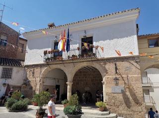 Ayuntamiento de Letur, Albacete.