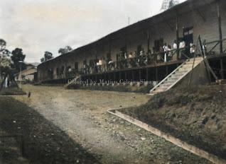 kamp militer atau tangsi di tarutung