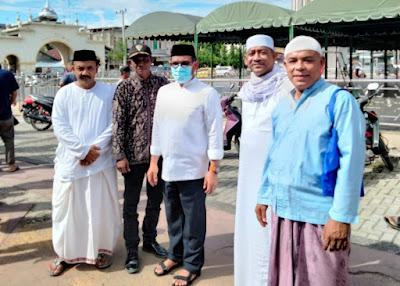 Idul Adha Kali ini Mesjid Baitul A'la Lil Mujahidin Mutiara Melakukan Qurban 28 Ekor Sapi