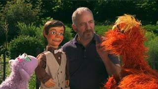 Murray and Ovejita, people in your neighborhood Puppeteer Paul Zaloom. Paul Zaloom talks about puppetry, Sesame Street Episode 4325 Porridge Art season 43