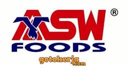 Lowongan Kerja PT Asia Sakti Wahid Foods Manufacture (INAFOOD Group)