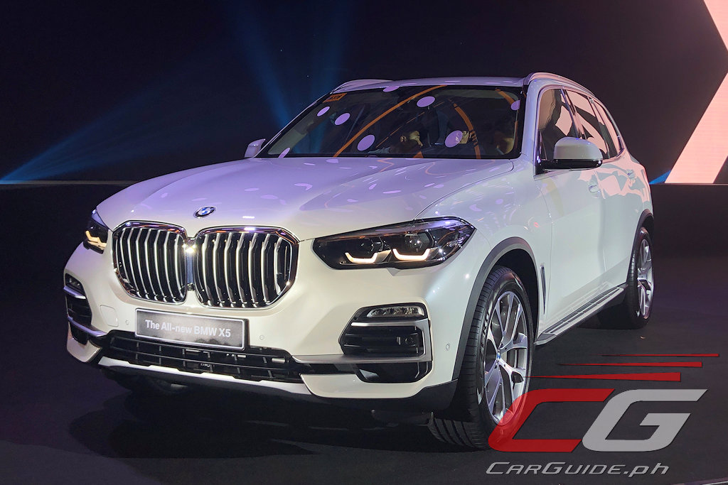 BMW Philippines Launches All-New 2019 X5: More Athletic