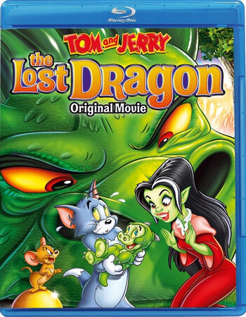 Tom & Jerry The Lost Dragon (2014) Dual Audio Hindi 480p BluRay x264 200MB Movie Download