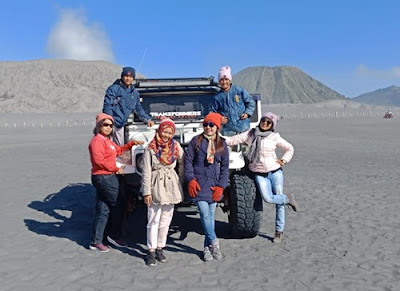 Travel Mojokerto ke Bromo