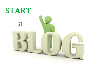 Starting a Blog of Your Own