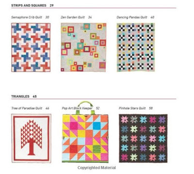 quilts in the Patchwork and Quilting Basics book