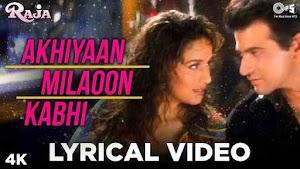 Akhiyaan Milaoon Kabhi Lyrical