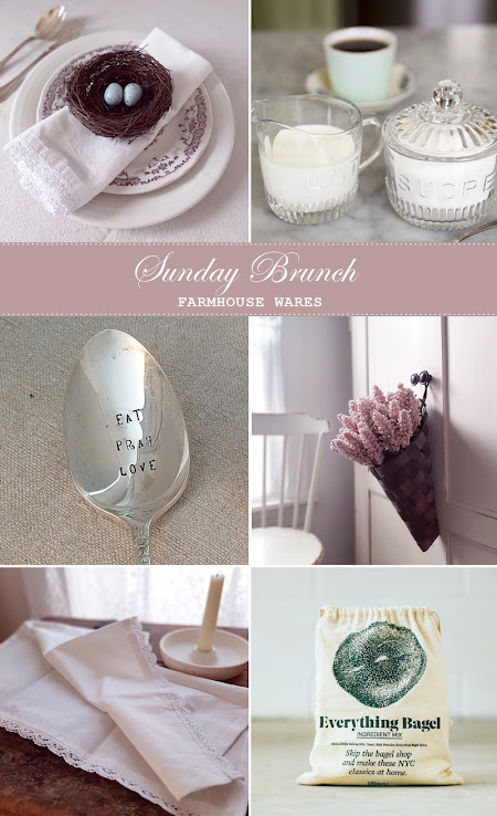 Sunday Bruch Table Accents